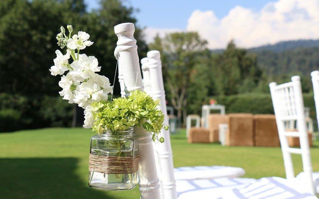 10 ideas para que tu boda al aire libre sea perfecta