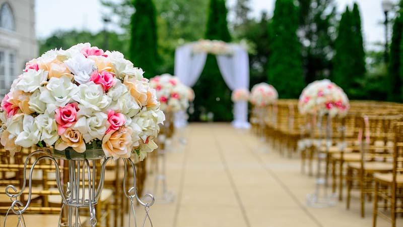 Localizaciones mágicas para celebrar tu boda en verano
