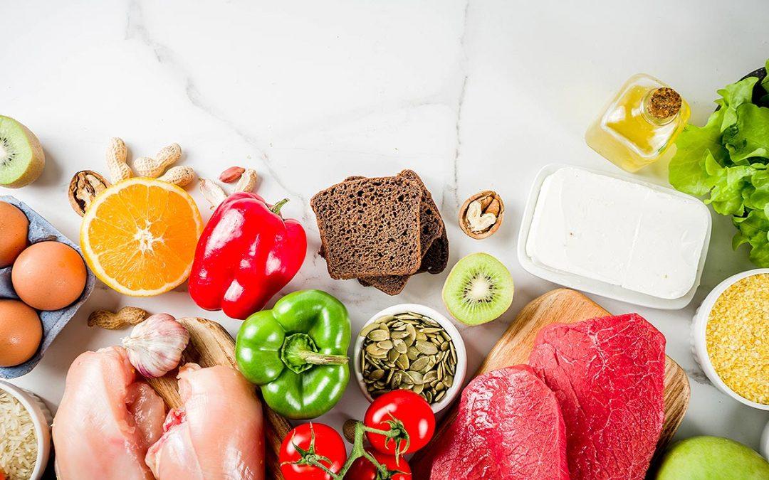 Tipos de menús para celíacos